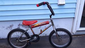 """14"""" bmx bike (1983)"""