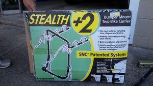 Stealth Bumper Mount - 2 Bike Carrier
