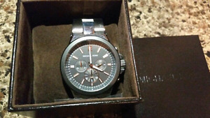 Michael Kors Men's Watch - Gently Used- NEW BATTERY