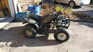 Yamaha Moto4 200 runs great! 850$