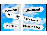 FREE PENSION ADVICE