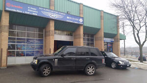 Parting Out 2005 Range Rover HSE. 165,000km