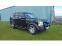 2005 55 Plate Land Rover Discovery 3 TDV6 S