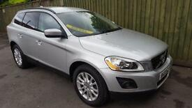 Volvo XC60 2.4D ( 175ps ) DRIVe SE. FSH. WARRANTY. HIGH SPEC.