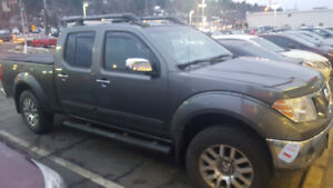 2 Sets of Tires - Nissan Frontier LE 4x4 Truck