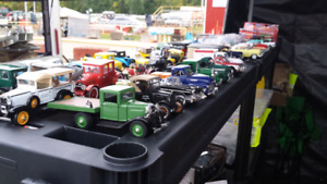 Authentic collectible die-cast cars