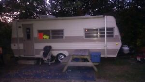 24 ft Terry Trailer