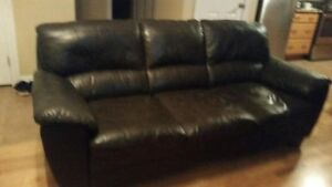 Couch, 2 Chairs and 2 Storage Ottomans