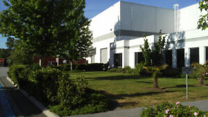 Warehouse Space Available - South Burnaby