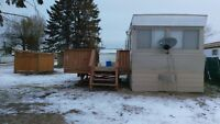 Park Model in Red Deer For Rent or Rent to Own