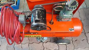 air compressor relmor 10 gallons 110/220v