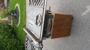 """Rockwell beaver 9""""; table saw  $80"""