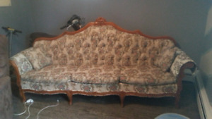 french colonial couch