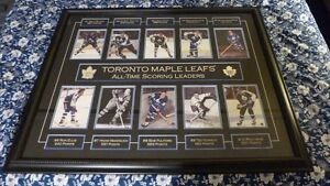Toronto Maple Leafs - All Time Points Leaders!