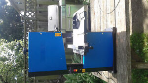 9 inch band saw + extra blade