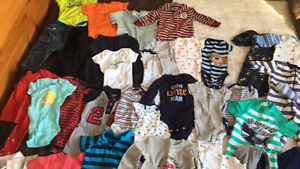 Baby BOY clothing- NB to 9 months!