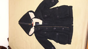 BLACK BABY GAP WINTER COAT FOR 18-24 MTHS OLD Kitchener / Waterloo Kitchener Area image 2
