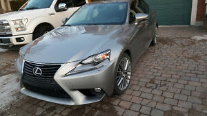 2014 Lexus IS 250, particulier 34 000$tx incl.
