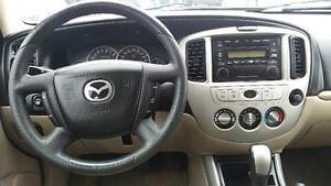 2006 Mazda Tribute Alloy wheels Auto 164,000km Safety/E-tested! Kitchener / Waterloo Kitchener Area image 6