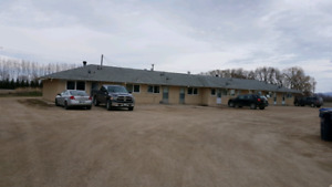 Quiet and newly reno'ed 2 bedroom suite for rent Dauphin, Mb!