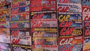 WANTED: CARtoons Magazine from 58 to 91
