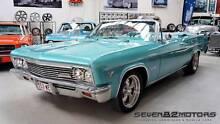 1966 Chevrolet Impala Convertible Carrara Gold Coast City Preview