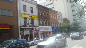 DOWNTOWN OSHAWA STORE FOR RENT