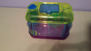 Super Pet Crittertrail Travel Hamster Cage