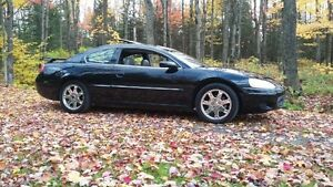 2001 Chrysler lxi sport coupe