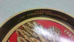 Vintage. Old Iroquois beer tray. London Ontario image 5