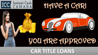 Quick Approval on Car Title Loans Victoria