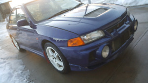 1996 Mitsubishi Evolution awd, 4g63t