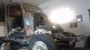 1937 project truck