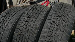 pneus d'hiver toyo open country 225-70-16