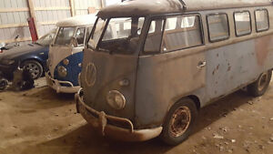 Air Cooled VWs - whole, projects and parts