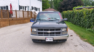 1997 Chevrolet parting out
