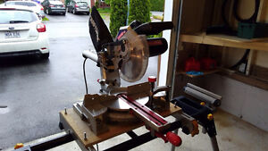 Scie à onglets coulissante 10 po / 10-in sliding miter saw
