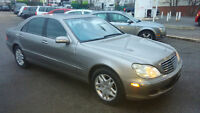 2003 Mercedes-Benz S-Class 4.3L Sedan