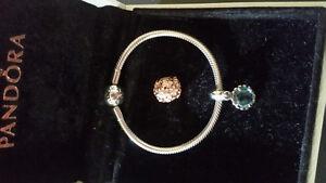 Girl Pandora bracelet