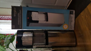 NEW WHIRPOOL hot&cold bottom load water cooler