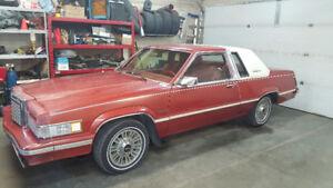 1980 Ford Thunderbird, Town Landau- Original survivor car.