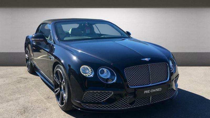 2017 Bentley Continental Gtc 4 0 V8 S Mulliner Driving Spec