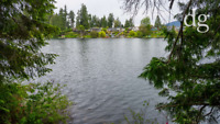 Move to Vancouver Island and build your own lakefront home!