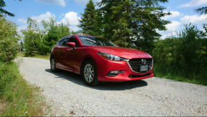 2018 Mazda3 Sport GS - Moving out of Country
