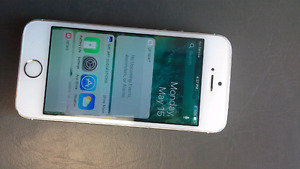 iPhone 5s on Rogers or chatr