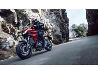 2016 Yamaha Tracer 700 cc
