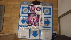 Wii Dance Dance Revolution package