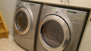 Whirlpool Duet 9300 Washer and Dryer Combo