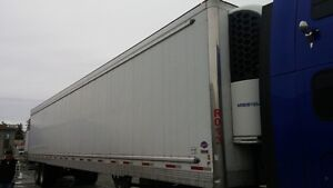 Utility reefer trailer for sale