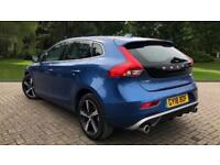 2018 Volvo V40 D2 R-Design Nav Plus W. Winter Manual Diesel Hatchback